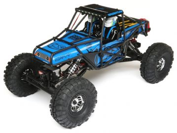 Losi LOS03015T1 Night Crawler SE RTR - Blue 1/10th